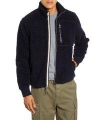 men's alex mill regular fit fleece jacket