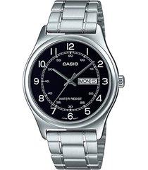 reloj analogico hombre mtp-v006d-1b2