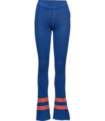 corine broek met wijde pijpen blauw baum und pferdgarten