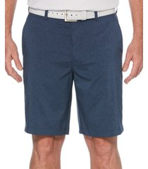 pga tour men's classic-fit stretch heather performance shorts