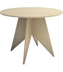 st-pin2 okrągły stół ze sklejki