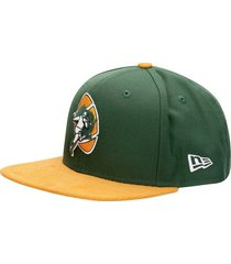 boné new era 950 nfl original fit retro tone green bay packers