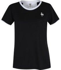camiseta do atlético-mg bull - feminina - preto
