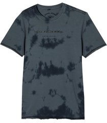 camiseta john john rg survivors edition malha azul marinho masculina (midnight navy, gg)