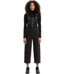 macacão jeans levis mile high - 10001 - feminino