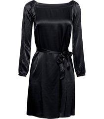 klänning cv matt/shine dress