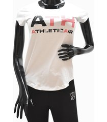 ***camiseta dama-blanco athletic air l