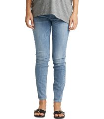 silver jeans co. avery skinny maternity jeans
