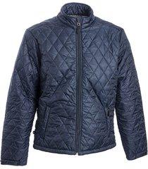 chaqueta brandet azul bosi