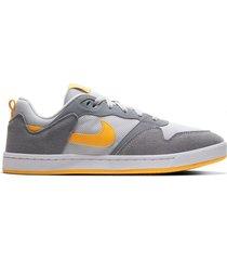 9-zapatillas de hombre nike nike sb alleyoop-gris