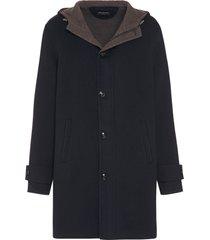 coat virgin wool