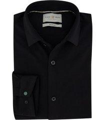 cast iron overhemd zwart