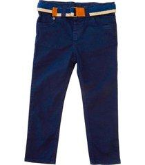 pantalón luis azul oscuro