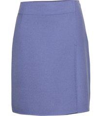condor knälång kjol blå weekend max mara
