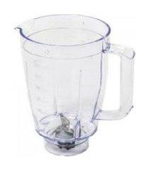 copo para liquidificadores 2l com alça, hélice e sem tampa ri2103/04 branco philips walita