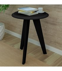 mesa de canto ellis preto - artely