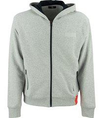 fay sweatshirt with zip