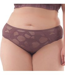 calcinha plus size tanga com lateral larga