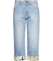 shorts vida jeans blå replay