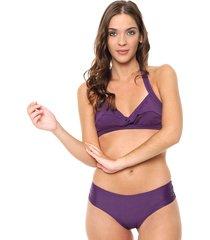 bikini violeta lecol talles reales iris