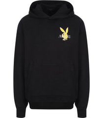 amiri playboy cover bunny hoodie