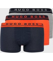 boss trunk 3p boxershorts open miscellaneous