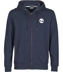 sweater timberland core logo full zip hoodie (loopback)