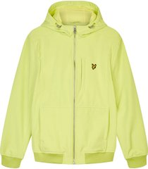 lyle and scott softshell jacket groen
