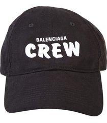 balenciaga baseball hat