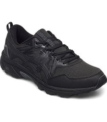 gel-venture 8 shoes sport shoes running shoes svart asics