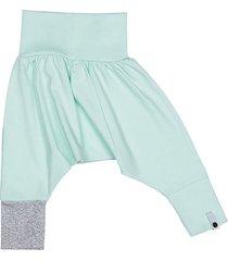 spodnie mini mini - mięta