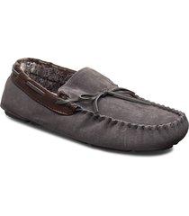 freeze slippers tofflor grå dune london