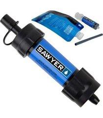 filtro portátil de água purificador sawyer
