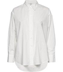day barca overhemd met lange mouwen wit day birger et mikkelsen