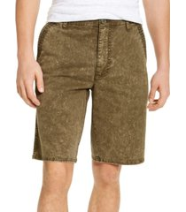 "sun + stone men's steinway 11"" shorts, created for macy's"