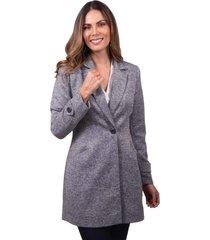 abrigo xuss 50670 gris