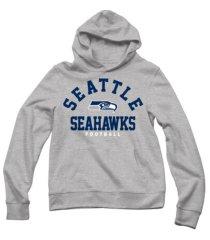 authentic apparel men's seattle seahawks established hoodie