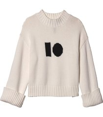 10 days sweaters 130283 ecru