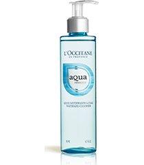 l'occitane gel de limpeza facial aqua réotier