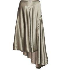 kara skirt knälång kjol silver ahlvar gallery