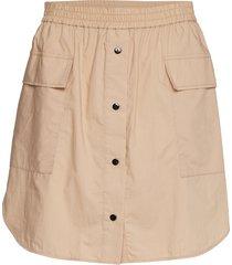 shanelle knälång kjol beige baum und pferdgarten