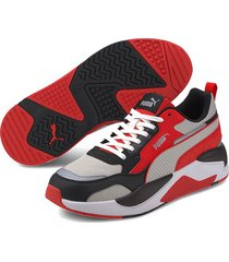 tenis - lifestyle - puma - rojo - ref : 37412101
