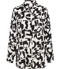 &co woman blouse bl152-a bowien