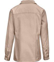 blouse van peter hahn beige