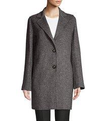 jayden handmade twill coat