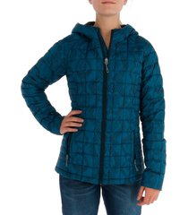 parka mujer frost burton