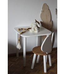 krzesełko mysz + stolik