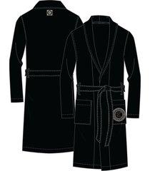calvin klein badjas zwart ub1