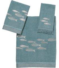 avanti nantucket cotton fingertip towel bedding