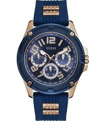 reloj guess hombre delta/gw0051g3 - azul